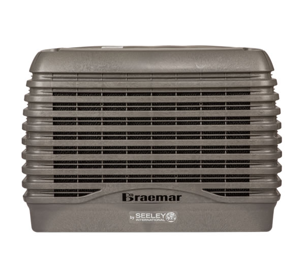 Braemar paradigm evaporative air conditioning