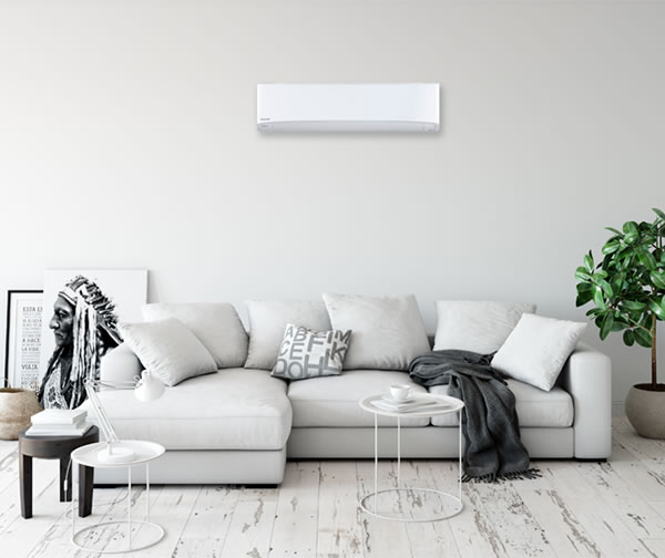 Panasonic heat pump air conditioning systems