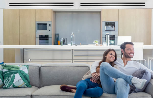 Rinnai heat pump air conditioning systems